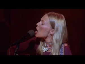 Joni Mitchell – Coyote (2バージョン)